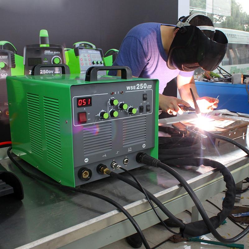 Inverter pulse ac dc argon arc welding inverter power source Aluminum welding machine цена и фото