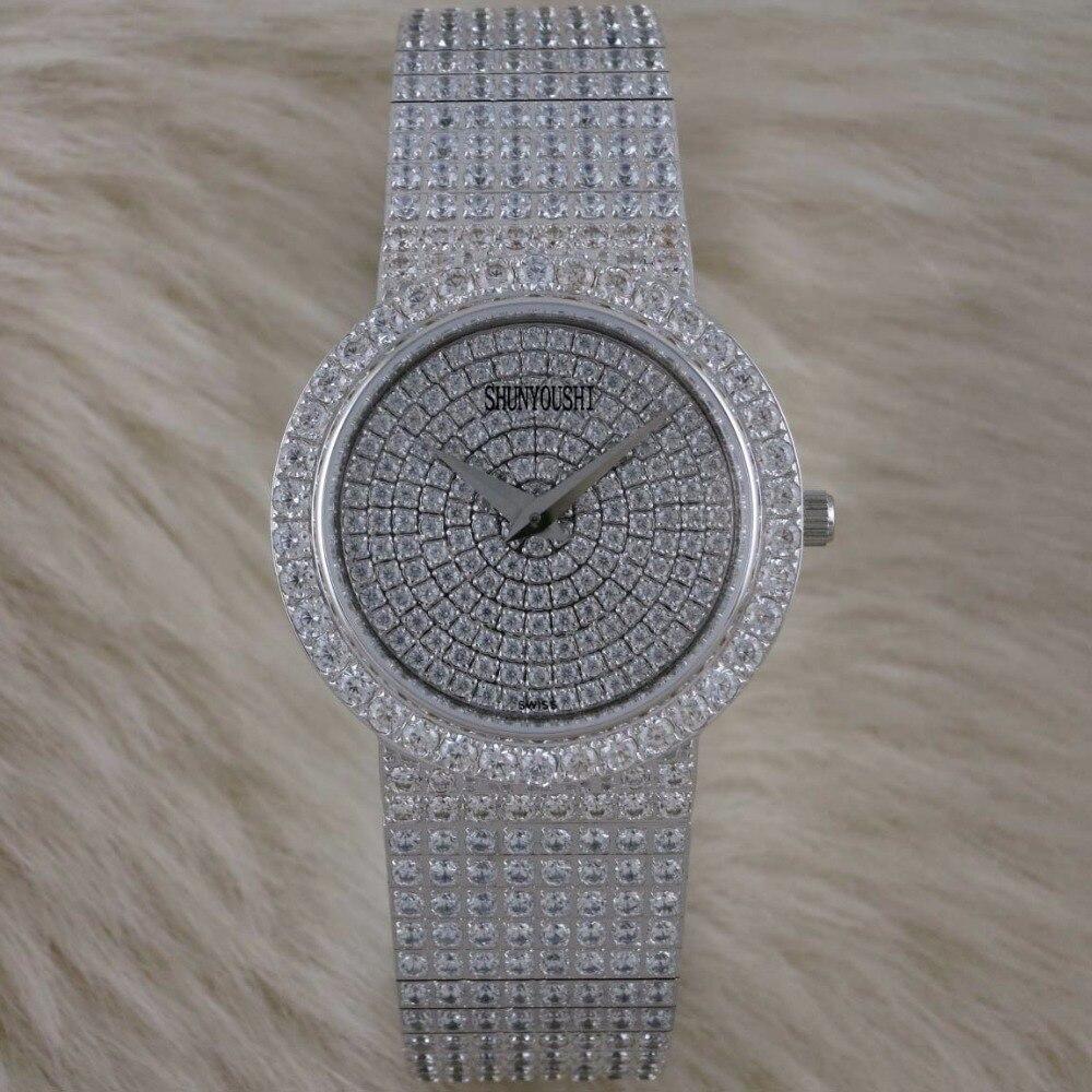 WG04175 montres pour hommes montres à Quartz de conception européenne de luxe