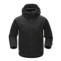 Men Softshell Jacket Waterproof Lurker Shark Skin V 4 0 Military Tactical Jacket Outdoor Windbreaker Hiking