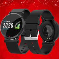 OGEDA E28 Sports smart Watch IP67 Waterproof Fitness Tracker clock Men watch heart rate blood pressure Monitoring women watch