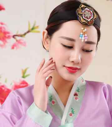 2020 Korean Clothing traditional hairbands decoration accessories women stage costumes clothing hair Ornaments