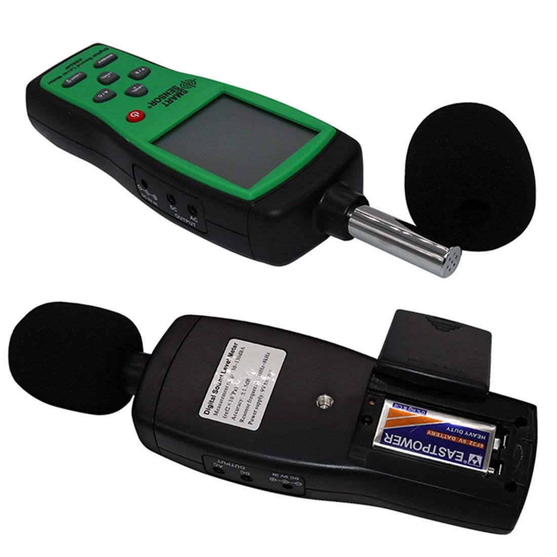 New AS804F Digital Noise Meter Handheld Noise Decibel Meter Decibel Meter Sound Level Meter Noise Tester