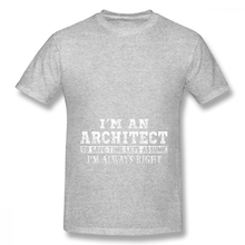 """I'm an Architect To Save Time…"" T-shirt"