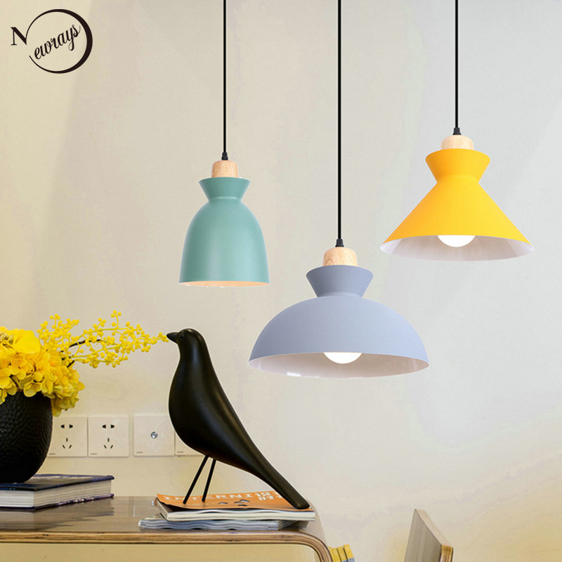 Pastoral Nordic pendant light LED E27 cottage art deco modern hanging lamp for parlor loft kitchen bedroom cafe restaurant homePastoral Nordic pendant light LED E27 cottage art deco modern hanging lamp for parlor loft kitchen bedroom cafe restaurant home