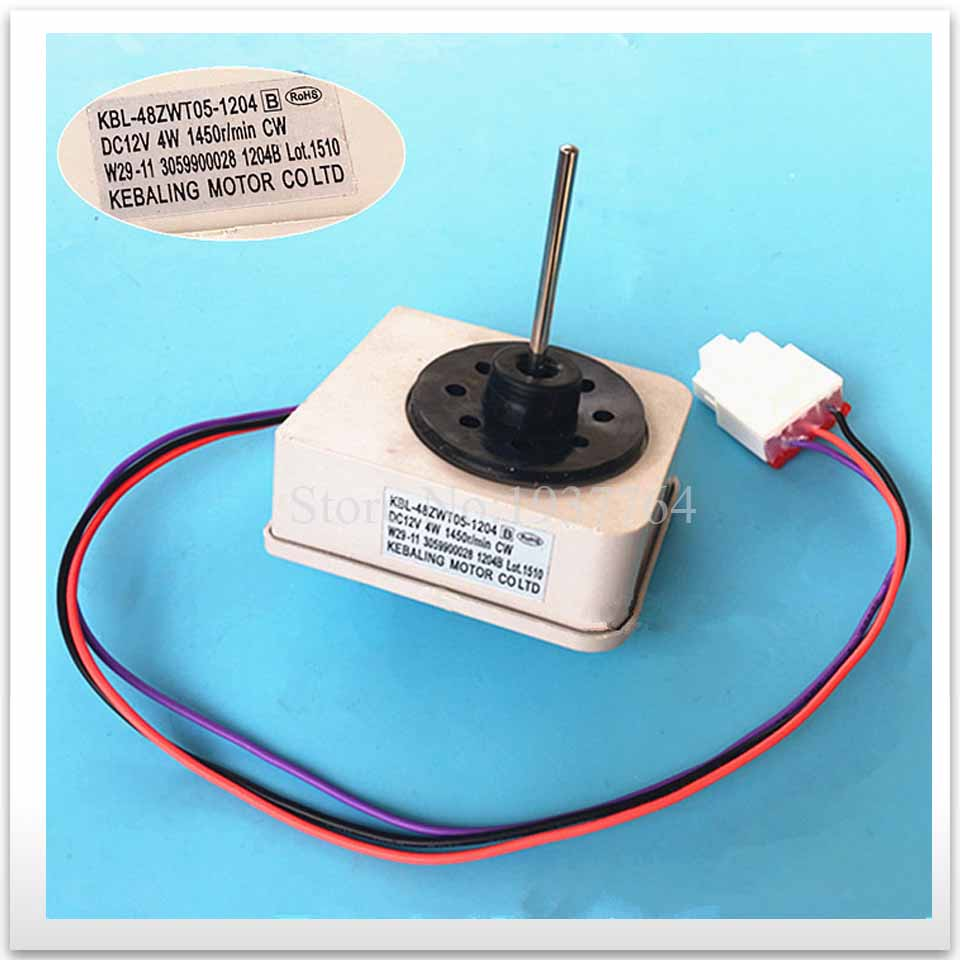 100% new for good working High-quality for Refrigerator motor freezer motor KBL-48ZWT05-1204 100% new for good working high quality for refrigerator motor freezer motor kbl 48zwt05 1204