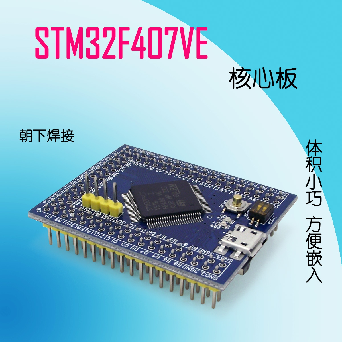 Source STM32F407VET6 Version Mini Version of the STM32 ARMCortex-M4 Core Board System кухонная мойка ukinox stm 800 600 20 6