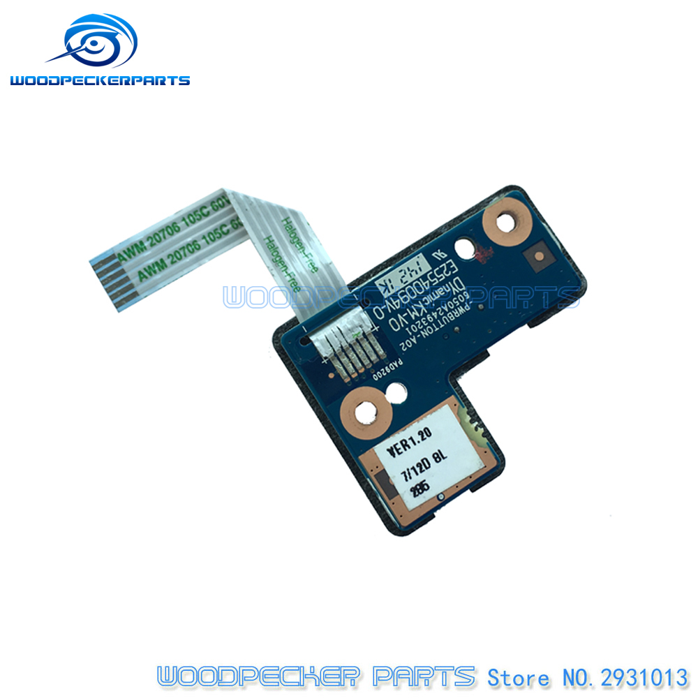 Dashing Free Shipping Origina For 450 1000 Button Series Power Switch Board On/off 6050a2493201 Fine Quality Computer & Office