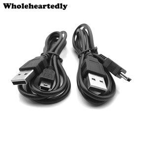 50 sztuk/partia 80cm USB 2.0 A męski na MINI B V3 5 PIN 5 P ładowarka synchronizująca dane kabel do MP3 MP4 aparat cyfrowy rejestrator jazdy