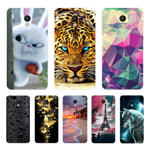For Coque Meizu M6 Case Cover