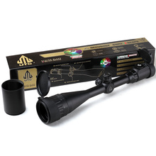 Tactical Leapers UTG 4-16X50 AO Riflescope Optical Sight 36-color Mil-dot Locking Resetting Hunting Rifle Scope