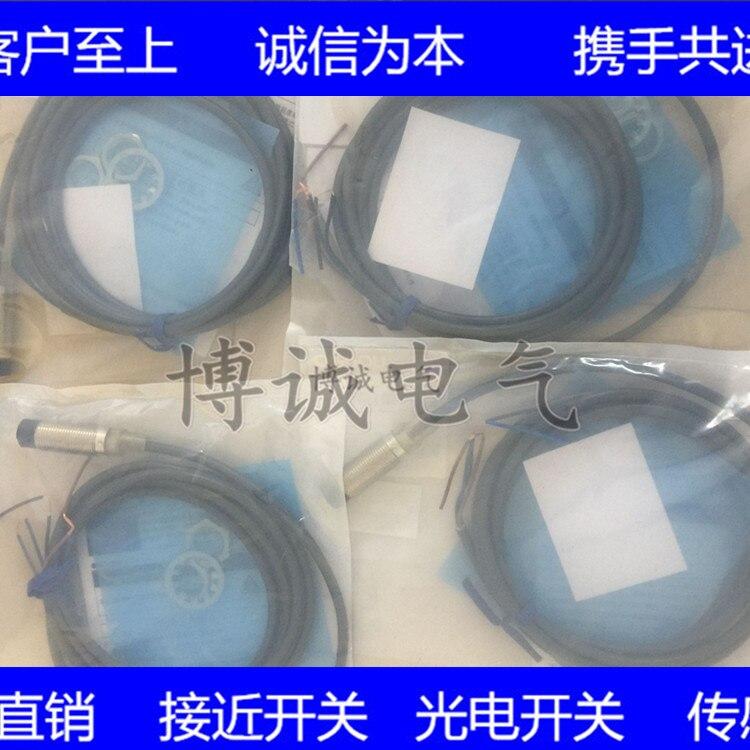 Cylindrical Proximity Switch E2B-M12LS04-WP-B1 E2B-S08LS02-WP-B1