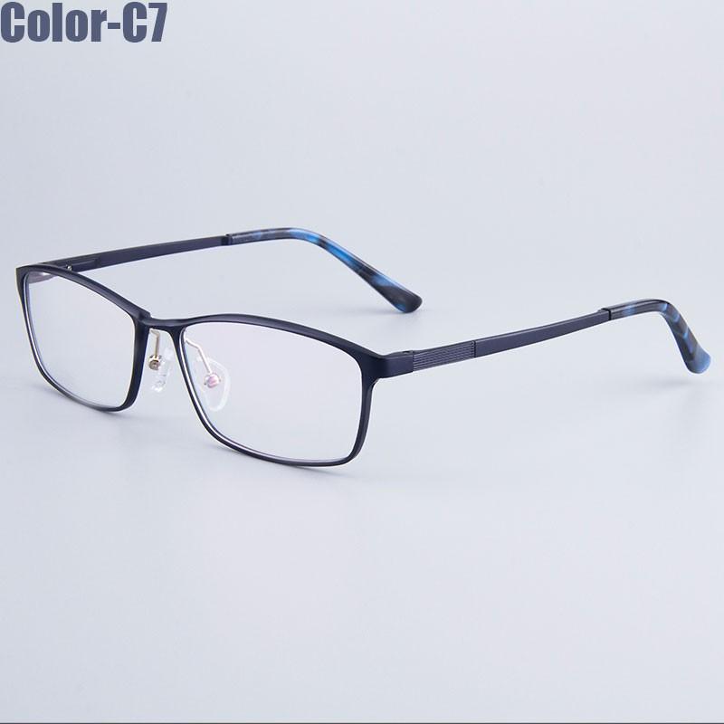 415ce956da Fashion Brand Designer Business Men Frame Full Rim Eyeglasses Frames ...