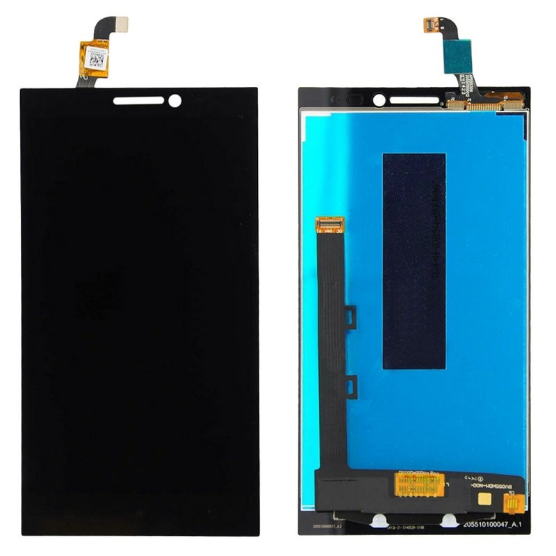 High Quality LCD Display Touch Screen Digitizer Assembly Replacement Accessories For Lenovo Vibe Z2 5.5 Inch Cellphone+Free tool high quality 5 3 for lenovo s898 s898t lcd display touch screen digitizer assembly replacement tools free shipping