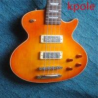 2017 neue stil hochwertige KPOLE 4 string bass-gitarre, rosenholz-griffbrett, freies verschiffen