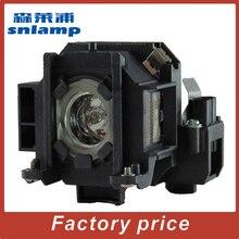 Snlamp Замена лампы проектора с корпусом V13H010L38/ELPLP38 для EMP-1505 EMP-1700 EMP1505 EMP1700