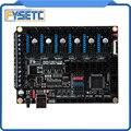 FYSETC F6 V1.3 плата все-в-одном электроника для Ender-3 3D-принтер с ЧПУ устройства до 6 моторных драйверов для TMC2130 SPI VS SKR V1.3
