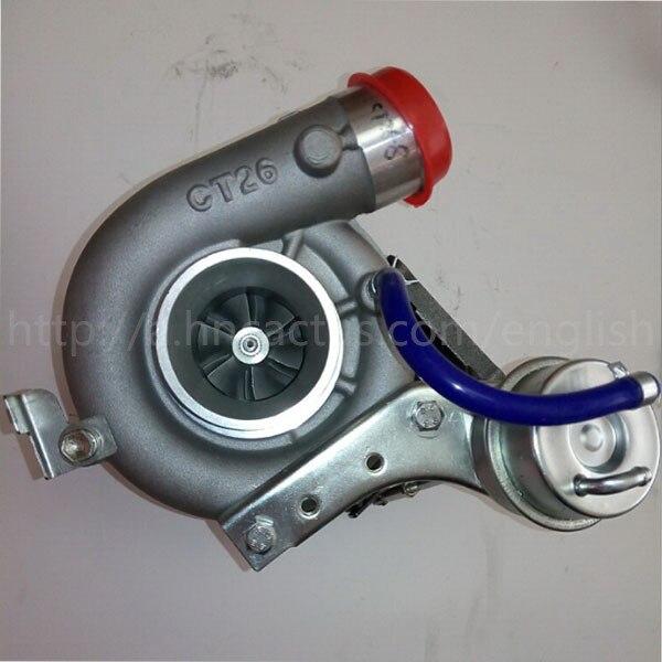 O carregador bonde do turbocompressor ct26 parte 17201-74030 1720174030 para o motor de toyota celica 3g-ste