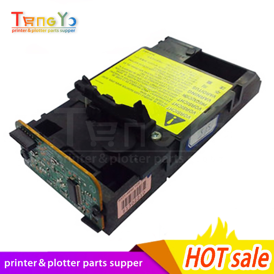 Free shipping new original for <font><b>HP</b></font> <font><b>M1120</b></font> 1522 1522NF1505 Laser <font><b>scanner</b></font> assembly RM1-4724-000CN RM1-4724 laser head on sale image