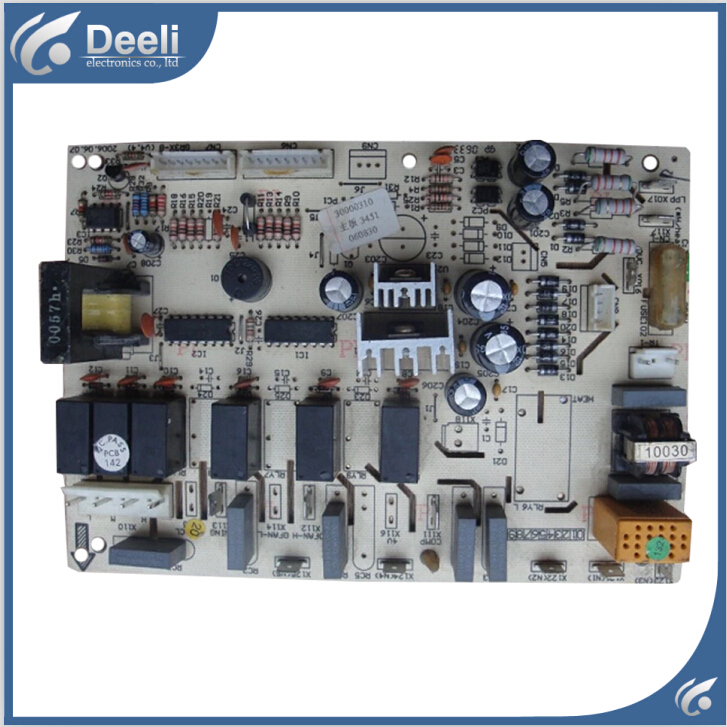95% new good working for Gree air conditioner pc board circuit board motherboard 3451 gr3x-b motherboard 30000310 on sale 95% new for haier refrigerator computer board circuit board bcd 198k 0064000619 driver board good working
