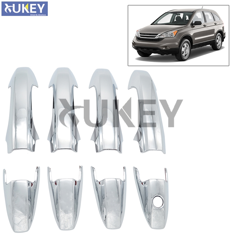 96-00 OEM Honda Civic EK coupe 2dr power mirror garnish cover w// tweeter base FR