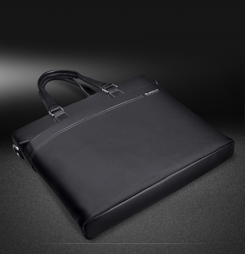 High Quality leather business briefcase