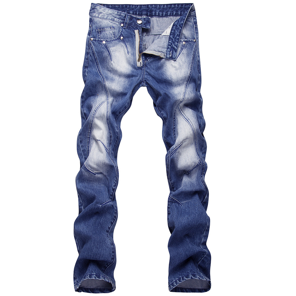 Online Get Cheap Light Blue Skinny Jeans for Boys -Aliexpress.com ...