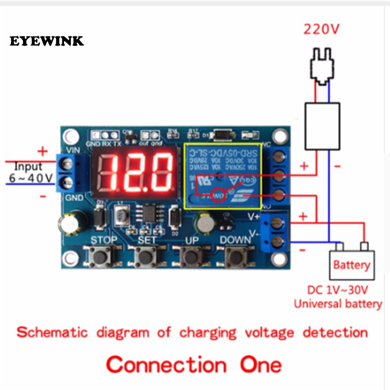 small resolution of 18650 lithium battery charger board with over charge discharge protection 6 40v integrated circuits