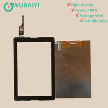 цена на LCD display Matrix For Acer Iconia One 10 B3-A20 A5008 LCD Screen Touch Screen Digitizer Tablet PC part