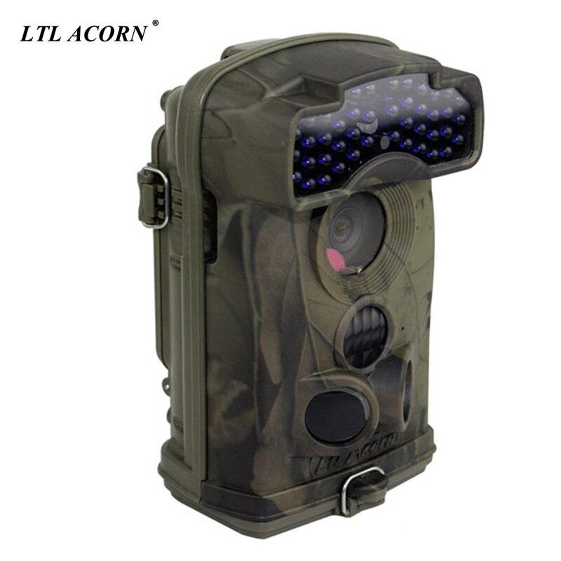 Cámara de caza LTL ACORN 6310WMC trampa de fotos gran angular 12MP HD cámaras salvajes trampa 940NM IR Trail cámara de exploración a prueba de agua