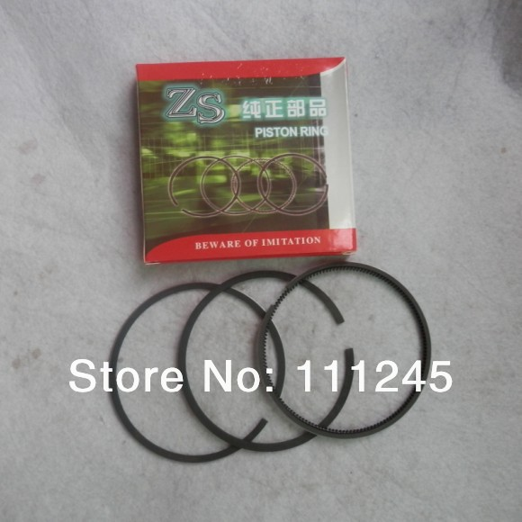 PISTON RING SET FOR YANMAR L100  DIESEL FREE POSTAGE  5KW GENERATOR CHEAP CULTIVATOR KAMA KIPOR KOLBEN RING PARTS 186f fuel injector assembly for kipor kama yanmar 5kw diesel generator spare parts 186f diesel engine injector