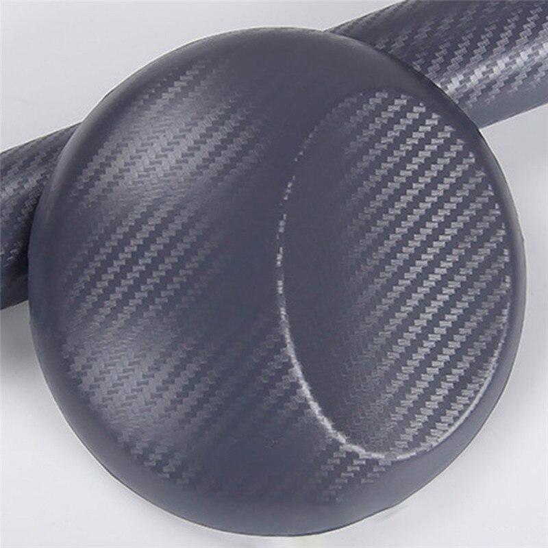 127cmx10/20 см 3D виниловая пленка из углеродного волокна для автомобиля, рулонная пленка, наклейка на машину, мотоцикл, наклейки для автомобиля, аксессуары для интерьера - Color Name: Dark Gray