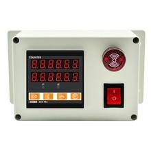 Конвейерная лента счетное устройство с сигнализацией индукционный счетчик автоматическое счетное устройство для инфракрасной производственной линии