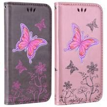 Single Color Retro Leather Covers For Huawei P8Lite P9Lite P8 P9 Lite 2017 P10 Lite P10Lite Wallet Card Pocket New Arrival DP99B(China)