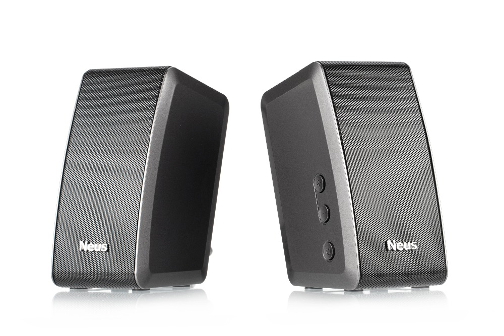 Neusound Neus AC Power 20W High end power computer desktop multimedia Bluetooth spea kers with remote control DSP deep bass