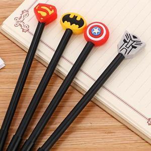 1pcs Cartoon Gel Pens Cute Pens 0.5mm Cute Stationary Novelty Cartoon Gel Pen New Student Kawaii Pen Kawaii School Supplies