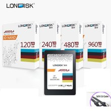 LonDisk SSD D'origine 120 GO 240 GO 480 GO 960 GO 2.5 pouces SATA III HDD Disque Dur HD SSD PC Portable 120 240 480 960G Interne Solide(China)