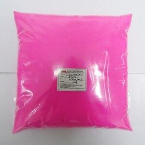 Image 4 - Флуоресцентная пудра, флуоресцентный пигмент, пигмент для лака для ногтей, 1 партия = 14 цветов * 1 кг/цвет, всего 14 кг, бесплатная доставка фотографией, широко используется