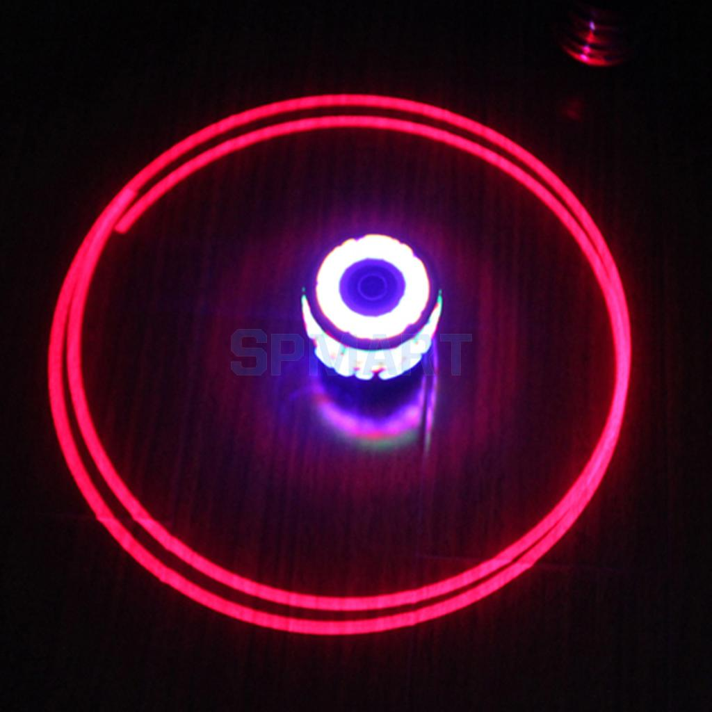 Novel Flash LED Light Spinning Top Spinner Gyro Peg-Top with Music Song Toy Great Gift For Kids Outdoor Game(China)