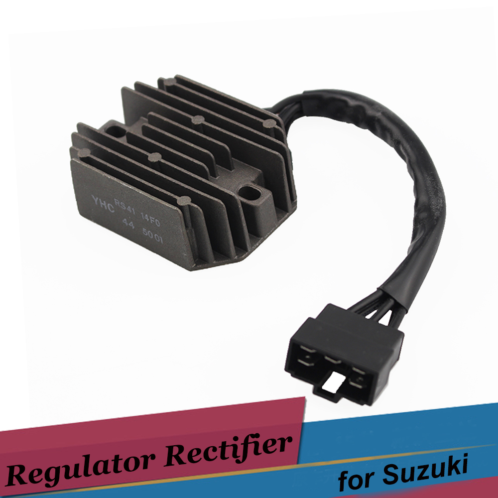 Motorcycle Regulator Rectifier for Suzuki AN250 Burgman 250 Skywave 250 1998-2002 AN400 Burgman 400 Skywave 400 1999-2002