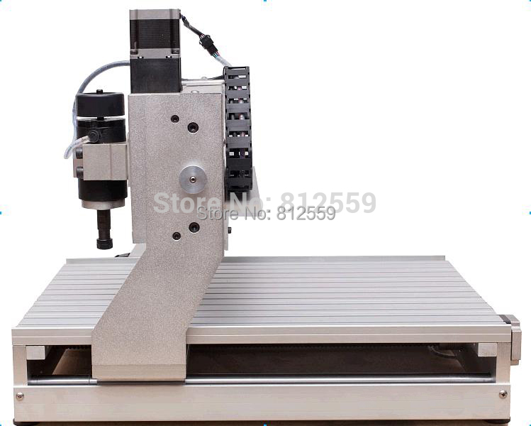 3040 cnc 3D engraving and milling machine with rotary axis eur free tax cnc 6040z frame of engraving and milling machine for diy cnc router