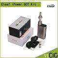 100% Оригинал Eleaf iPower TC 80 Вт Окно Мод с 5000 мАч Большая Емкость Костюм для Мело 3/Безграничны RDTA Бак