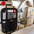Full werk luxo assento de carro de volta organizador multi-bolso saco de armazenamento de viagem para carros caminhões vans suvs