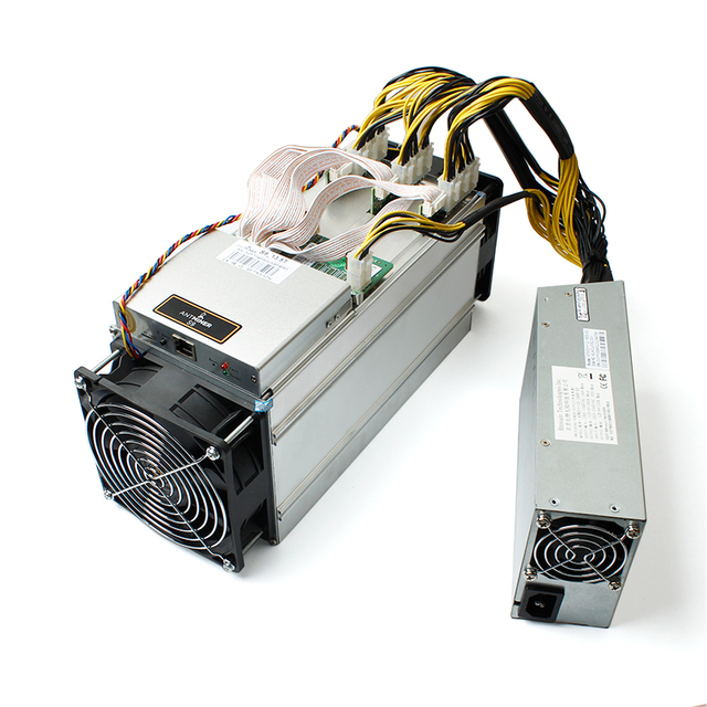 AntMiner S9 13.5 Or 14T Bitcoin Miner With Power Supply ASIC BTC Mining Machine