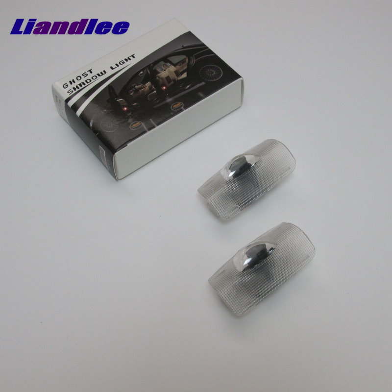 Liandlee Plug and Play Car Courtesy Doors Lights For Lexus GS 2005~2014 / Brand Logo Projector Welcome Light Ghost Shadow Lamp car door ghost shadow lights for audi q7 2006 2014 courtesy doors lamp brand logo led projector welcome light