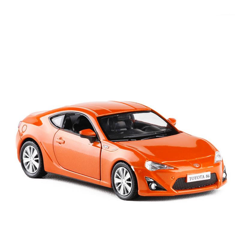 Toyota GT86 Alloy Car Models 1:36 Scale Alloy Pull Back