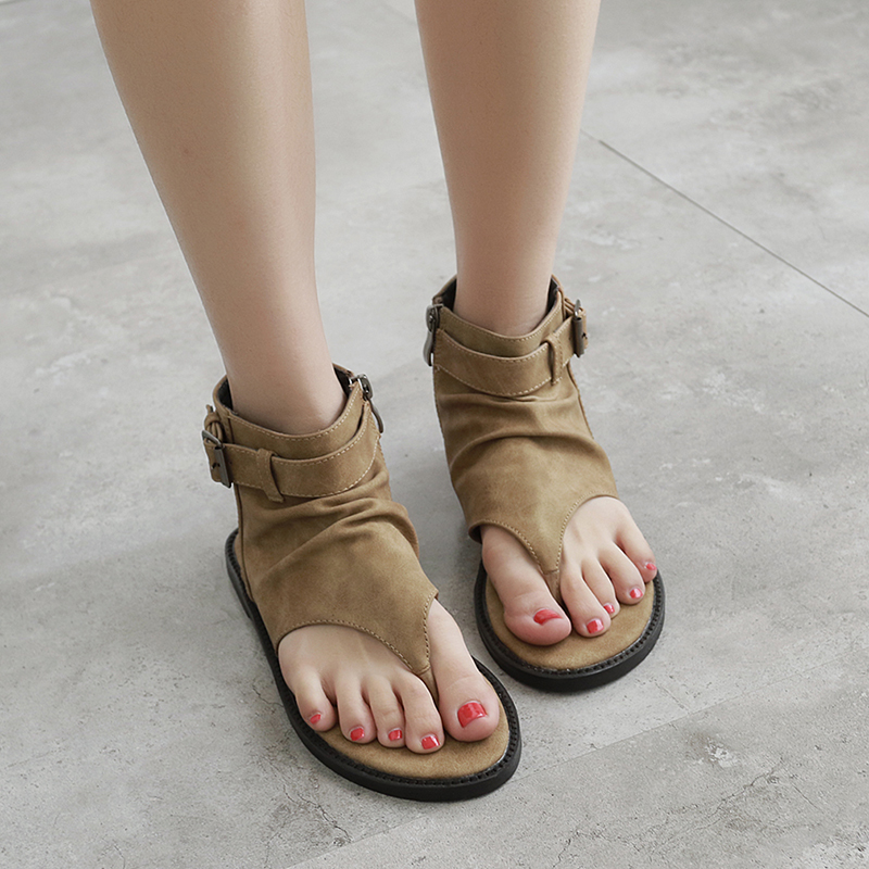 Rxodbce Verano Vintage Planas De Mujer Zapatos Sandalias 7f6Ygby