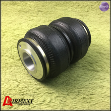 SN142187BL2 series/fit for DGR coilover /Airlift 5813/Air suspension Double bellow airspring pneumatic /airbag