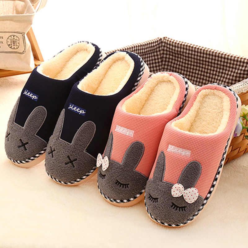 77bb6c4ad ... BeckyWalk Kids Slippers Winter Children Home Slippers Girls Cotton  Shoes Baby Boys Indoor Slipper House Bedroom ...