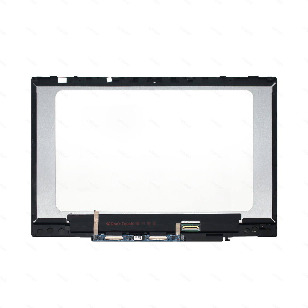 For HP Pavilion x360 14-cd0053tu 14-cd0054tu 14-cd0055tu 14-cd0056tu LCD Display Touchscreen Digitizer Glass Assembly with BezelFor HP Pavilion x360 14-cd0053tu 14-cd0054tu 14-cd0055tu 14-cd0056tu LCD Display Touchscreen Digitizer Glass Assembly with Bezel