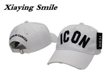 Xiaying Smile Brand ICON Snapback Born In Canada Hats Men's Letters Adjustable Baseball Caps Women Hats Casual Youth Walk Cap(China)